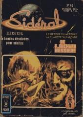 Sidéral (2e série) -RE3042- Le retour du météore