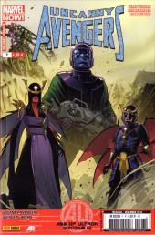 Uncanny Avengers -7- Ragnarok Now!