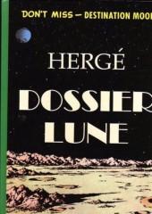 (AUT) Hergé - Dossier Lune