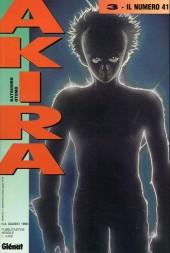 Akira (en italien) -3- Il numero 41