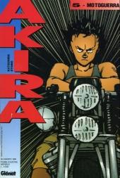 Akira (en italien) -5- Motoguerra