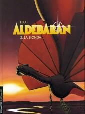 Aldebaran (en italien) -2- La bionda