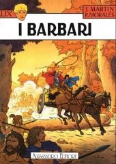 Alix (en italien) -1- I barbari