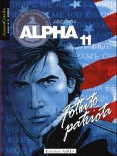 Alpha (en italien) -11- Fottuto patriota