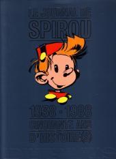 Spirou et Fantasio -2- (Divers) -HS- 50 ans d'histoire 1938-1988
