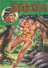 Banga (2e Série - Remparts) -36- Drame sur l'Anaconda