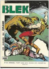 Blek (Les albums du Grand) -515- Numéro 515