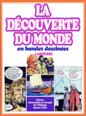 La découverte du monde en bandes dessinées -INT01- Ulysse - Marco Polo