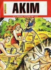 Akim (2e série) -31- Le Retour de Jim (1)