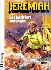 Jeremiah -3- Les héritiers sauvages