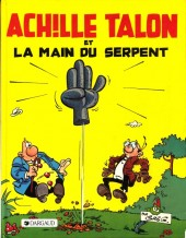 Achille Talon -23b84- Achille Talon et la main du serpent