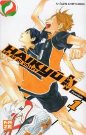 Haikyu !! Les As du Volley -1- Tome 1
