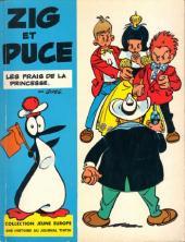 Zig et Puce (Lombard/Récréabull) -5- Les frais de la princesse