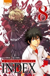 A Certain Magical Index -8- Tome 8