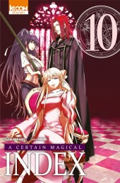 A Certain Magical Index -10- Tome 10
