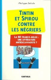 (DOC) Études et essais divers - Tintin et Spirou contre les négriers - La BD franco-belge : une littérature antiesclavagiste ?
