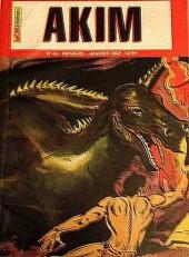 Akim (2e série) -34- Au Royaume des Hommes-Grenouilles