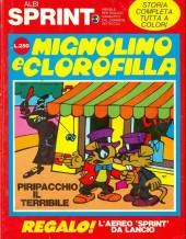 Albi sprint -10- Mignolino e clorofilla - piripacchio il terribile
