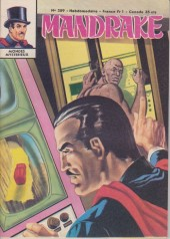 Mandrake (1e Série - Remparts) (Mondes Mystérieux - 1) -289- Les deux visages du mystère 3