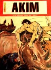 Akim (2e série) -36- la Pierre Eblouissante