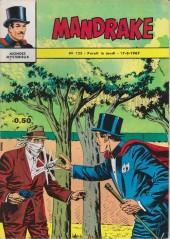 Mandrake (1e Série - Remparts) (Mondes Mystérieux - 1) -125- La nuit des héros