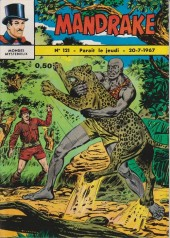 Mandrake (1e Série - Remparts) (Mondes Mystérieux - 1) -121- Safari mortel