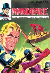 Mandrake (1e Série - Remparts) (Mondes Mystérieux - 1) -330- La sorcière de la colline