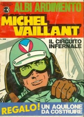 Albi ardimento -2- Michel vaillant - il circuito infernale