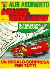 Albi ardimento -7- Michel vaillant - il fantasma di le mans