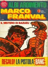 Albi ardimento -8- Marco franval - il mistero di bazuzu
