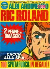 Albi ardimento -9- Ric roland - caccia alla spia