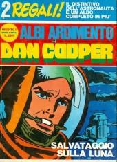 Albi ardimento -10- Dan cooper - salvataggio sulla luna