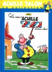 Achille Talon - La collection (Hachette) -1- Les idées d'Achille Talon cerveau-choc !