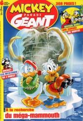 Mickey Parade -337- À la recherche du méga-mammouth
