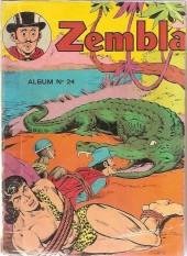 Zembla -Rec024- Album N°24 (du n°118 au n°121)