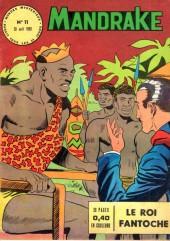 Mandrake (1e Série - Remparts) (Mondes Mystérieux - 1) -11- Le roi fantoche