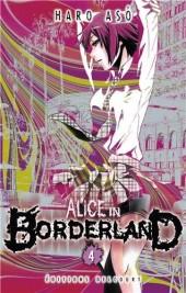 Alice in borderland -4- Tome 4