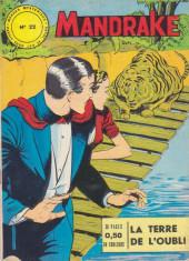 Mandrake (1e Série - Remparts) (Mondes Mystérieux - 1) -22- La terre de l'oubli