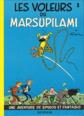 Spirou et Fantasio -5e81- Les voleurs du Marsupilami