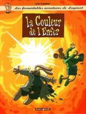 Lapinot (Les formidables aventures de) -10- La couleur de l'enfer
