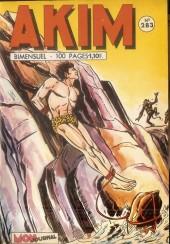 Akim (1re série) -283- La foudre au poing