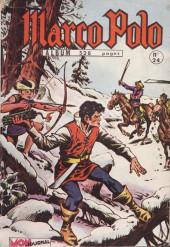 Marco Polo (Dorian, puis Marco Polo) (Mon Journal) -REC24- Album N°24 (du n°121 au n°124)