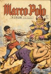 Marco Polo (Dorian, puis Marco Polo) (Mon Journal) -REC25- Album n°25 (du n°125 au n°128)