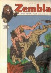 Zembla -447- Le lion noir