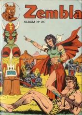 Zembla -Rec025- Album N°25 (du n°122 au n°125)