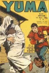 Yuma (1re série) -41- Le fantôme du port