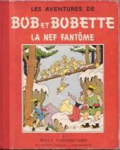 Bob et Bobette -9a- La Nef Fantôme