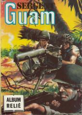 Sergent Guam -RECXX- Album relié (n°161-162-163 et 139)