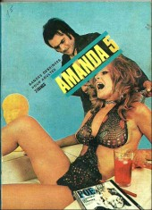 Amanda -5- Les anges noirs
