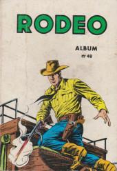 Rodéo -REC048- Album N°48 (du n°259 au n°262)